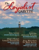 Loyalist Gazette cover